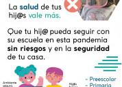 #escuelaencasa homeschooling con validez oficial