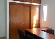 Espacios de oficinas en lomas verdes