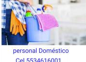 Agencia de servicios domésticos naucalpan