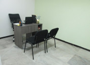 Oficina con servicios incluidos en zona centro
