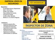 Inspector de seguridad