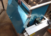 Amasadora revolvedora 50 kg tortilleria panaderia