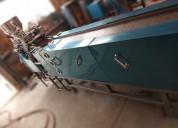 Maquina de tortilleria estilo celorio