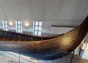 Cultura vikinga. noruego, danés y sueco