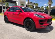 Porsche macan 3.0 gts modelo 2017