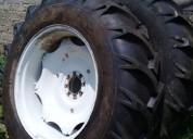 Par de llantas nuevas para tractor agrÍcola