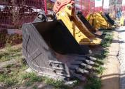 Botes para excavadora hidrÁulica