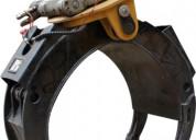 Grapa hidrÁulica para excavadoras
