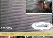 Lavado de persianas y cortinas cdmx y edo méx
