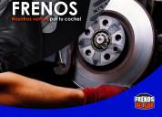 Servicio de frenos,suspencion y clutch