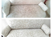 Lavado y sanitizado de salas alfombras  san angel