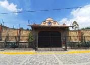 Se vende bonita quinta en tepotzotlán