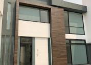 Preciosa casa moderna de 3 recámaras en coyoacán