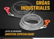 Cables para grúas industriales