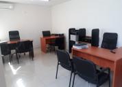 Oficina ejecutiva equipada en av de las rosas