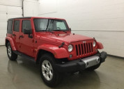 Jeep wrangler unlimited 2015 estandar