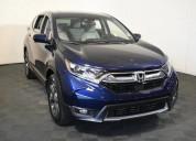 Honda crv modelo 2018