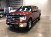 Ford lariat f150 aÑo 2014