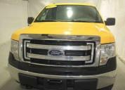 Ford f150 2013 amarilla