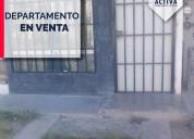 Vendo departamento en villa fontana aqua