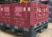 Venta y reparacion de contenedores colapsables de