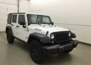 Jeep wrangler unlimited ( 04 puertas)