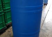 Venta de tambo de plastico 120l
