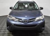 Toyota modelo rav4 2014