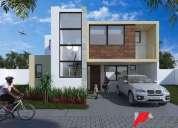 Cib vende casa nueva original diseno en exclusivo conjunto residencial 3 dormitorios 140 m2