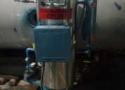 Caldera nueva de 3 hp para talleres de costura