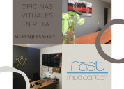 Oficinas virtuales disponibles