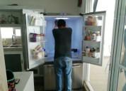 Técnico en reparación de refrigeradores y frigobar