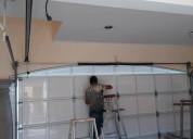 Reparación de portones automáticos residenciales