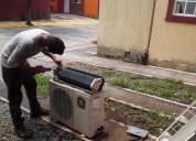 Instalación y reparación de climas y minisplit