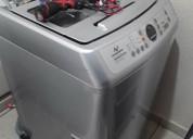 Servicio de lavadoras y secadoras lg, mabe y easy