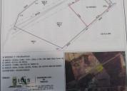 Se vende terreno de 3 hectáreas