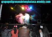 Morelos-grupo musical versatil-peligrosos de tb