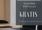 Al mejor precio renta de oficinas virtuales