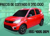 Kiri seed auto 100% eléctrico