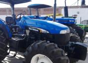 New holland  año 2006 modelo tb 120  4x4