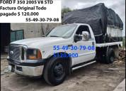 Vendo ford f 350  2008