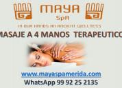 Maya spa merida