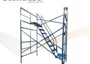 Escalera para andamio