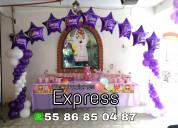 La mejor decoracion con globos