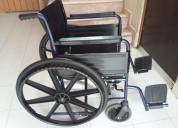 Renta de sillas de ruedas,muletas y camas tipo hos