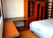Renta de habitaciones amuebladas