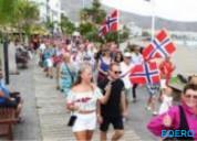 Diplomatura en norueg, danés, sueco o islandés...