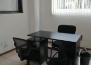 Renta a buen precio excelente oficina amueblada