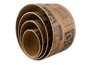 Tubo de cartón para cimbra