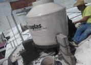 Instalación de tinacos y mantenimiento de cisterna